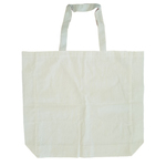Calico Short Handle Shopping Tote 370mm x 420mm