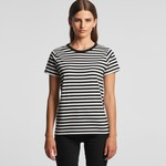 AS Colour Womens Maple Stripe Tee