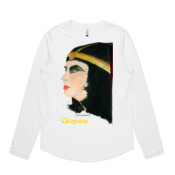Cleopatra - Women's Boutique Stella Long Sleeve T Shirt by 'As Colour '