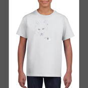 Unleash Your Inner Wolf - Youth Unisex T Shirt - Youth Unisex T Shirt